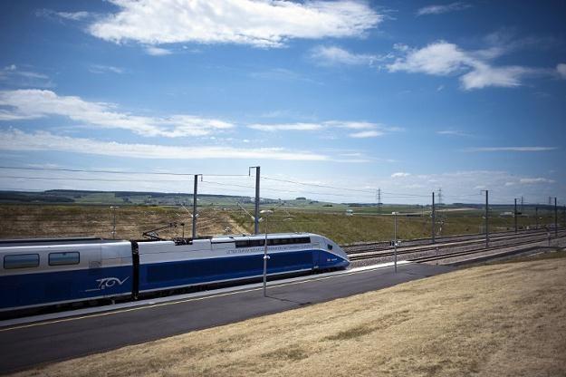 Pierwszy pociąg Pendolino ma trafić do Polski na początku sierpnia br. /AFP