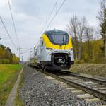 Pierwszy pociąg regionalny Mireo zaprezentowany