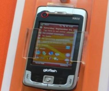 Pierwszy Pocket PC Phone współpracujący z 3G