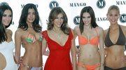 Pierwszy pokaz Mango