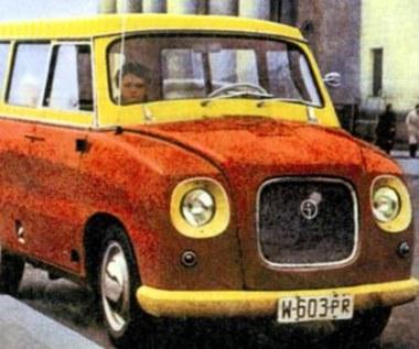 Pierwszy polski minivan