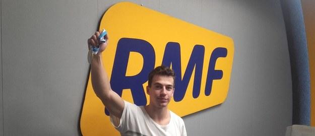 Pierwszy polski mistrz świata we wspinaczce dla RMF FM: Moglibyśmy się pościgać z Usainem Boltem!