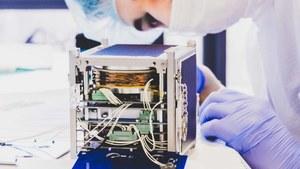 Pierwszy polski satelita obserwacyjny w kosmosie