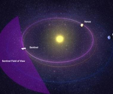 Pierwszy prywatny teleskop będzie wypatrywał asteroid