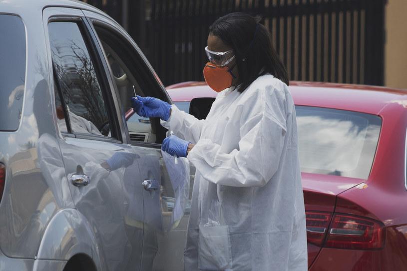 Pierwszy przypadek koronawirusa w Czadzie /MARCO LONGARI /AFP