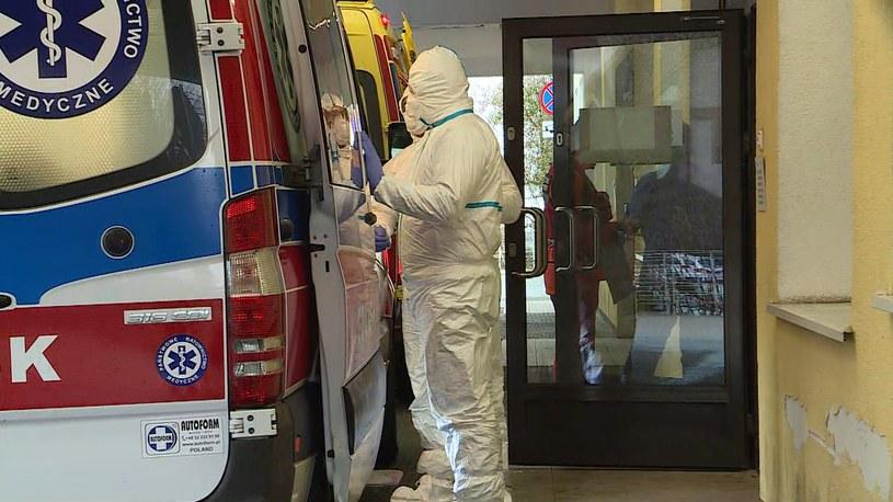 Pierwszy przypadek koronawirusa w Polsce wykryto 4 marca 2020 r. /Polsat News
