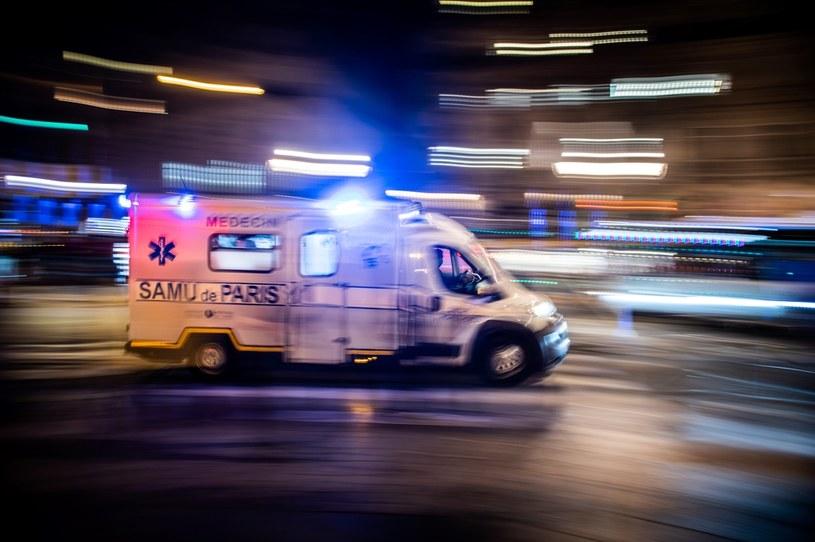 Pierwszy przypadek poważnej reinfekcji we Francji /MARTIN BUREAU /AFP