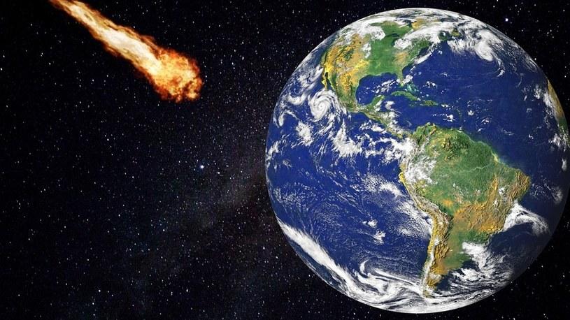 Pierwszy raz w historii udało się odkryć w meteorycie pozaziemskie białko /Geekweek