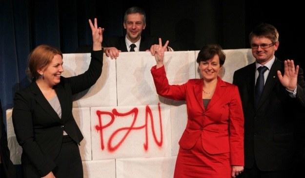Pierwszy Regionalny Kongres PJN, fot. Cezary Pecold /Agencja SE/East News