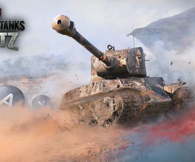 Pierwszy rok World of Tanks Blitz na Nintendo Switch