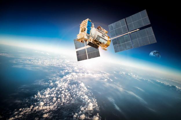 Pierwszy satelita z węzłem eurosystemu przesyłania danych /123RF/PICSEL