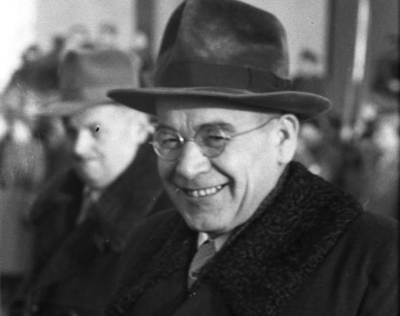 Pierwszy sekretarz KC PZPR Władysław Gomułka /Z archiwum Narodowego Archiwum Cyfrowego