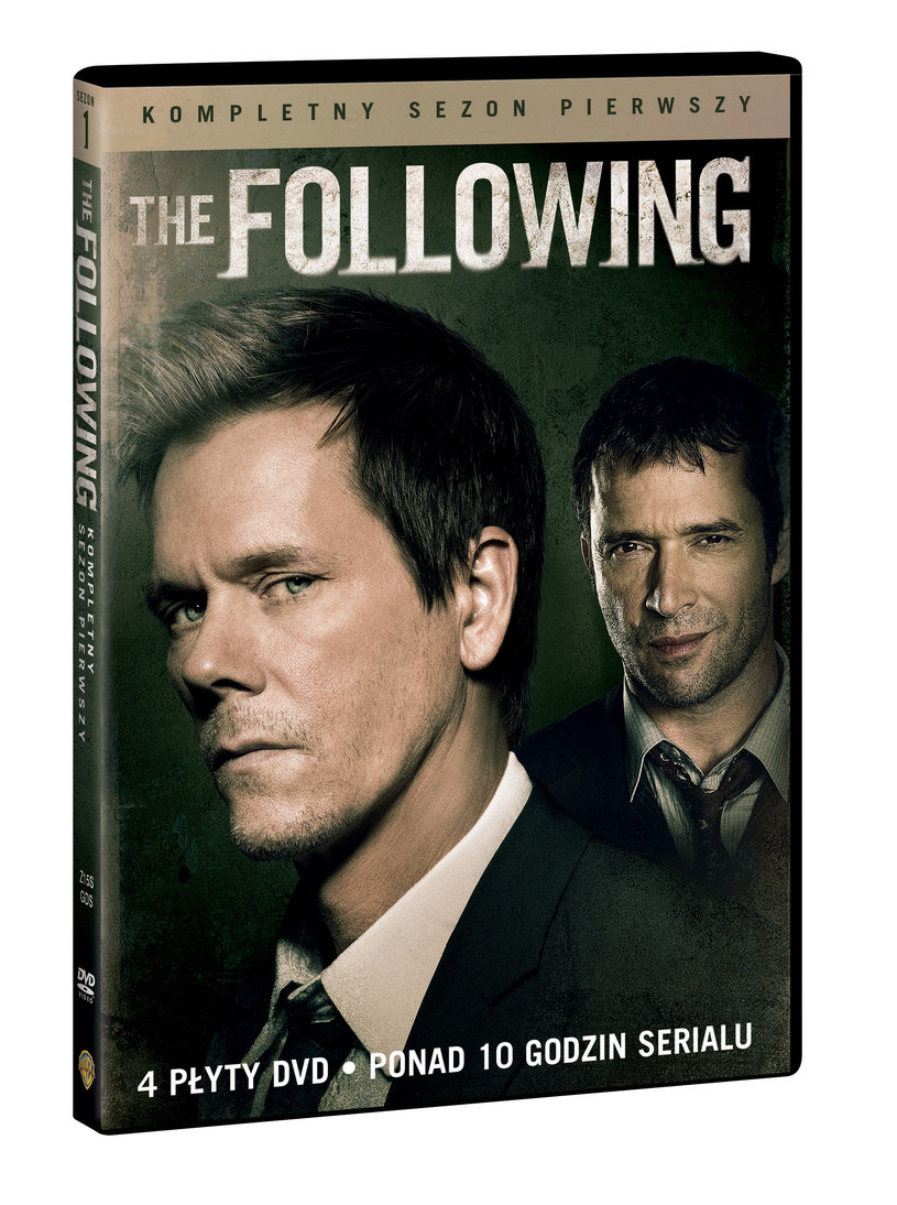 """Pierwszy sezon serialu """"The Following"""" /materiały dystrybutora"""