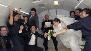 Pierwszy ślub w chmurach