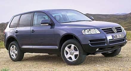 Pierwszy SUV Volkswagena /INTERIA.PL