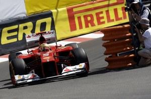 Pierwszy trening w Monaco. Dobra forma Alonso