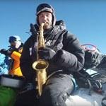 Pierwszy w historii koncert na szczycie Mount Everest! [WIDEO]