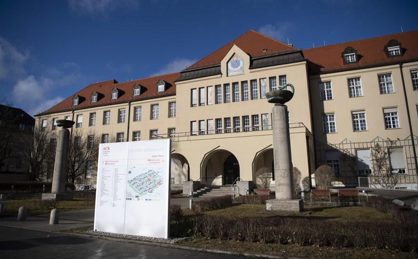 Pierwszy w Niemczech przypadek koronawirusa wykryto u 33-latka z okolic miasta Landsberg am Lech. /LUKAS BARTH-TUTTAS /PAP/EPA