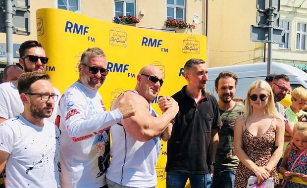 Pierwszy Wakacyjny Zlot Gwiazd RMF FM za nami!