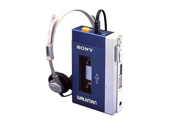Pierwszy Walkman - model TPS-L2 /materiały prasowe