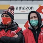 Pierwszy we Włoszech strajk pracowników Amazona