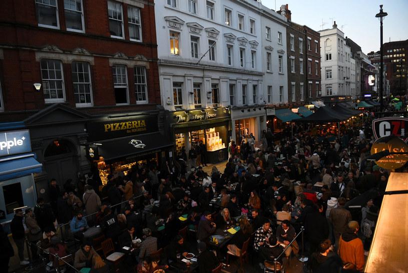 Pierwszy weekend po otwarciu pubów w Wielkiej Brytanii /Kirsty O'Connor/PA Images /Getty Images