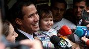Pierwszy wenezuelski generał uznał Juana Guaido za tymczasowego prezydenta