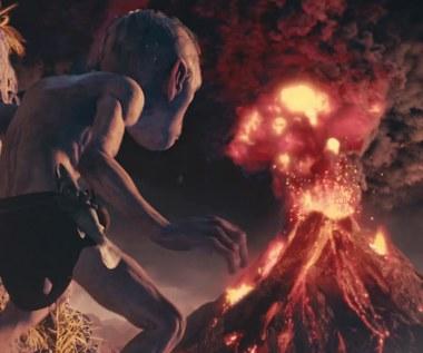 Pierwszy zwiastun The Lord of the Rings - Gollum ujawniony