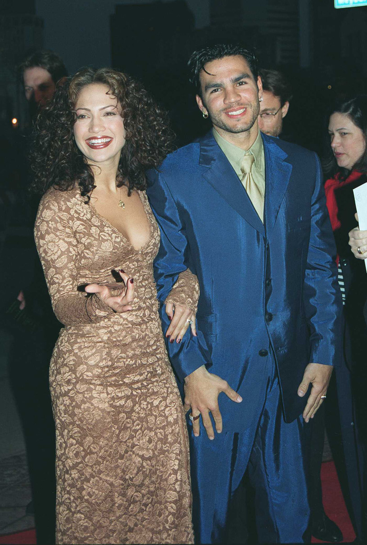 Pierwszym mężem Jennifer Lopez był Ojani Noa /Albert Ortega /Getty Images