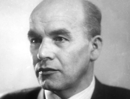 Pierwszym sekretarzem generalnym KC PPR został Władysław Gomułka /Z archiwum Narodowego Archiwum Cyfrowego