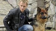 Pies, przyjaciel aktora