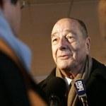 Piesek państwa Chirac nie zniósł odejścia z pałacu