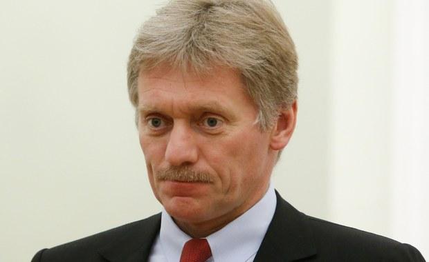 Pieskow: Podejrzani o atak na Skripala nie mają związku z Putinem
