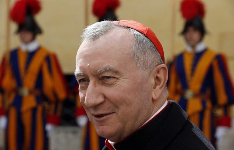 Pietro Parolin /AFP