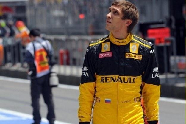Pietrow ma o czym myśleć... /AFP