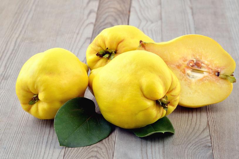 Pigwa jest w Polsce zo raz bardziej popularna, ale nie wszyscy wiedzą, jak wykorzystać jej owoce /123RF/PICSEL