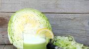 Pij na zdrowie sok z białej kapusty