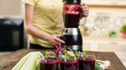 Pij sok z buraków na anemię