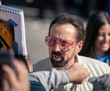 Pijacki wybryk Nicolasa Cage'a. Został wyrzucony z restauracji w Las Vegas