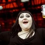 Pijana wokalistka aresztowana