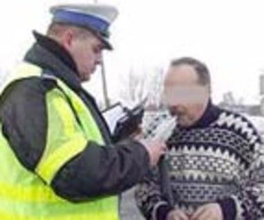 Pijani kierowcy - plaga polskich dróg