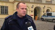 Pijany biskup spowodował wypadek w Warszawie