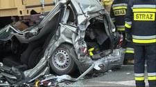 Pijany kierowca, który doprowadził do karambolu, usłyszał zarzuty