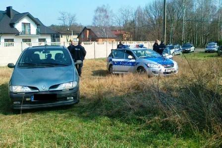 Pijany kierowca potrącił policjanta /Policja