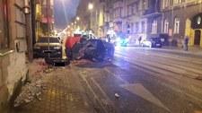 Pijany kierowca zabił pasażerkę. Miała 21 lat