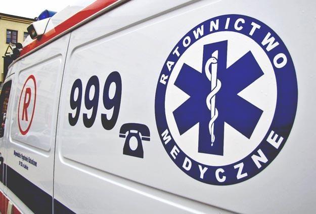 Pijany nożownik zaatakował w Gdańsku załogę karetki pogotowia. /RMF