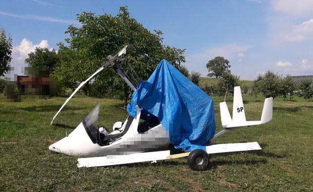 Pijany pilot wiatrakowca dziś ma zostać przesłuchany