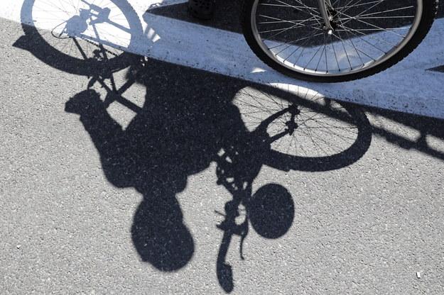 Rowerzysta - rekordzista. Miał prawie cztery promile