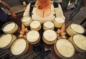 Pijmy piwo!  /AFP