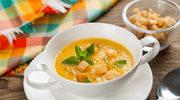 Pikantna zupa z serem
